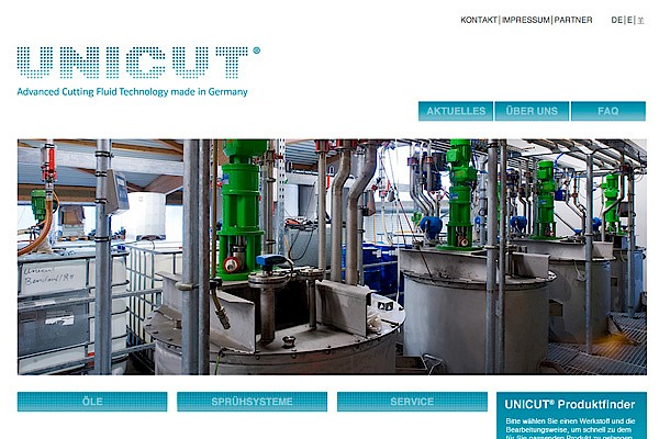 effective minds arbeitete mit am Relaunch der Unicut-Website